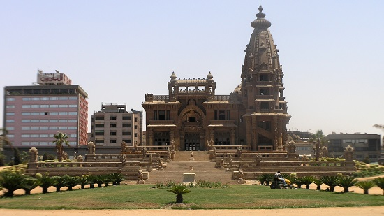 Antiquities Ministry denies rumors of Baron Empain Palace interior redesign