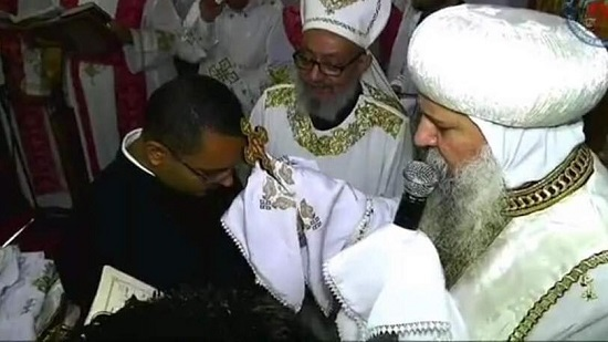 A New Priest ordained in Kafr El-Sheikh