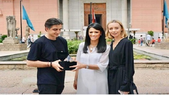 In Photos: Tourism ministry encouraging visits by travel influencers to promote Egypt