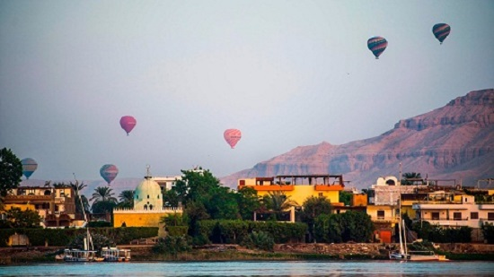 Egypt lifts suspension on Luxor hot air balloons after safety review