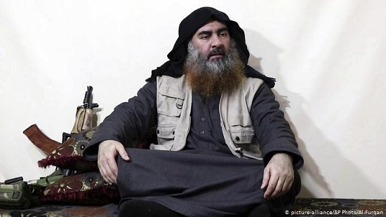 IS leader Abu Bakr al-Baghdadi calls on fighters to free detained jihadis and families