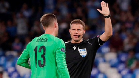 German Felix Brych to referee Ahly Zamalek Super Cup game