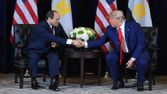 Egypts Sisi says meetings with USs Trump reflect significant understanding