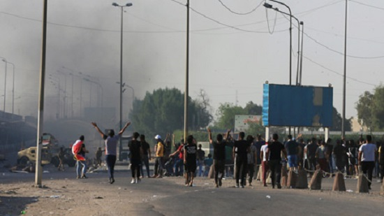 Iraq curfews, shootings as 21 die in anti-government rallies