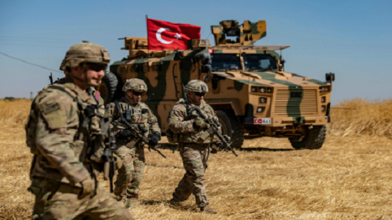 US withdraws troops from northeast Syria ahead of Turkish offensive