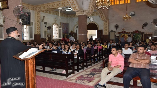 200 servants receive training in Beni Suef Diocese