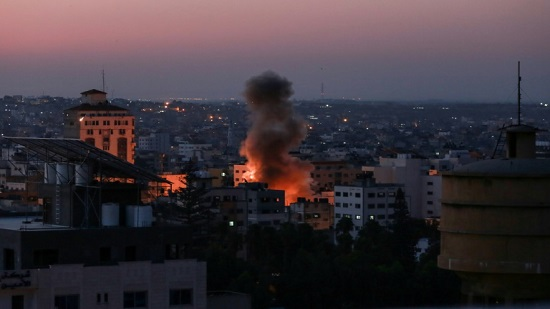Rocket fire after Israel kills Palestinian militant commander in Gaza strike