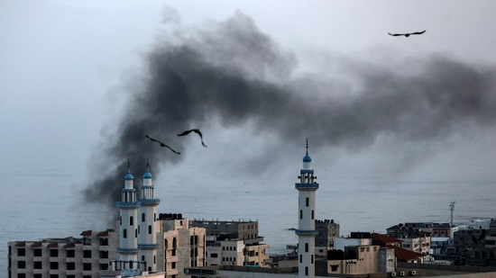 Deadly Israel-Gaza escalation rages for second day