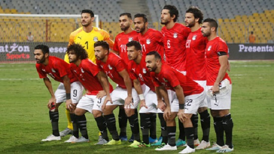 Egypt s national team travel to Comoros for 2021 AFCON qualifier