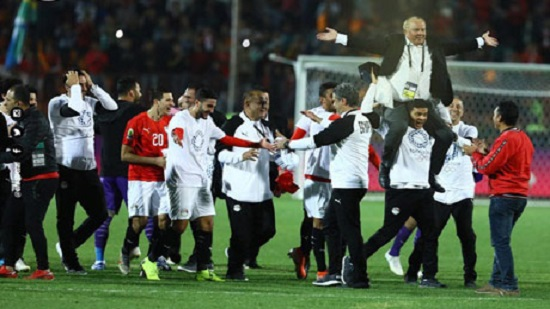 Egypt s U23 coach Gharib promises will do his best for medal at Tokyo Olympics