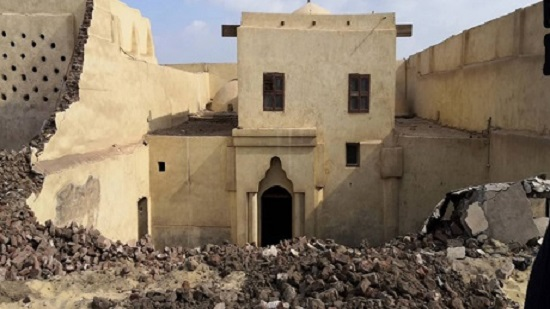 3 killed, 4 injured in wall collapse at ancient church in Upper Egypt s Minya