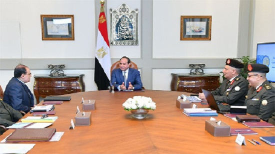 Egypts Sisi orders equipping new administrative capital with state-of-the-art services