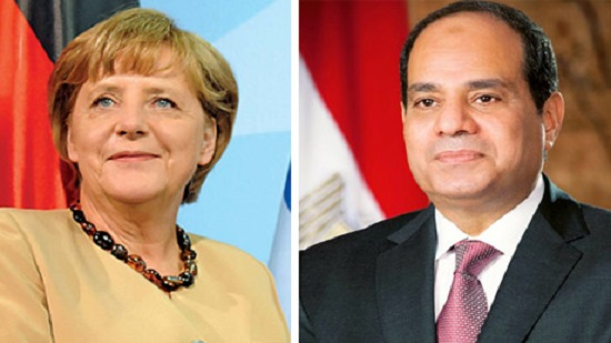 Egypts Sisi, Merkel discuss situation in Libya in phone call