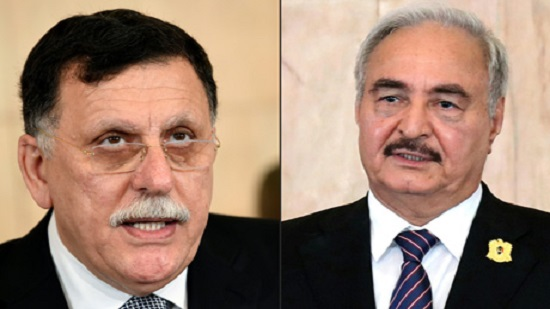 Rival Libyan leaders to hold Moscow peace talks on Monday: Russia