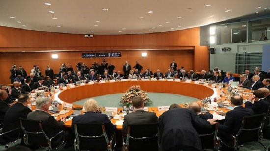 World powers agree new push for Libya peace