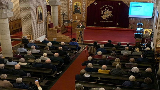 Copts in the Netherlands celebrate Prince Tawadros Al-Mashriqi's feast