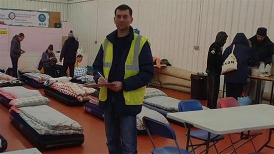 Mosques of Britain starts an initiative to house the homeless