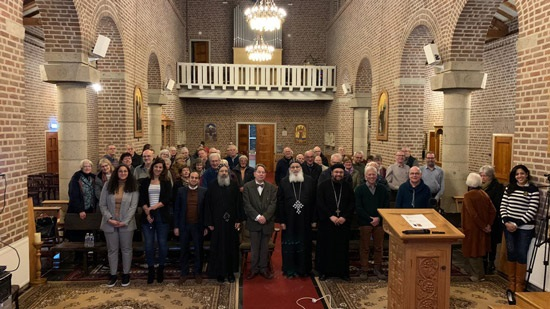Coptic Monastery in the Netherlands hosts meeting of Orthodox and Russian priests