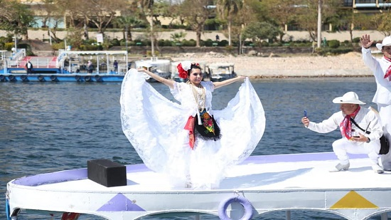Photos: 8th edition of Aswan International Festival for Culture and Arts kicks off