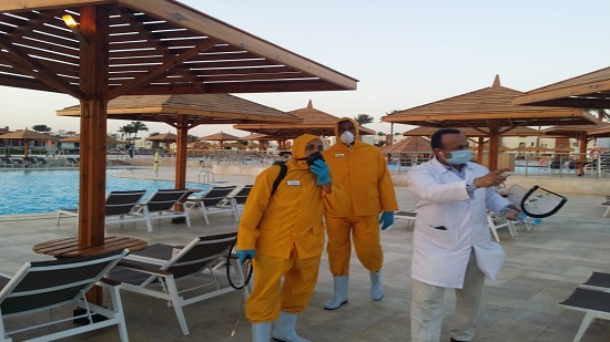 Egypt reduces staff in Cairo, Giza hotels by half amid coronavirus outbreak