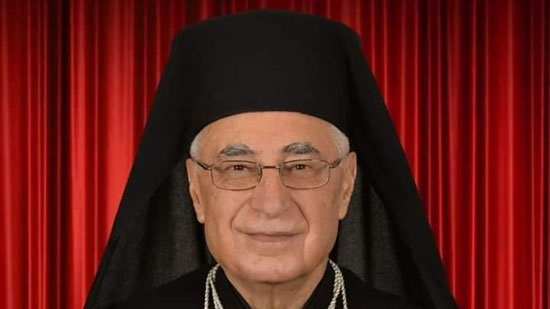 The Catholic Church Celebrates the Priestly Day of Priesthood for Patriarch Joseph Al-Absi