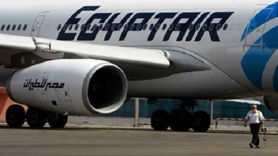 EgyptAir flight bringing back 340 citizens from Washington lands in Marsa Alam