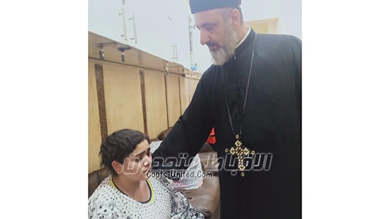 Coptic priest in Beni Suef: disappeared Coptic minor girl returns