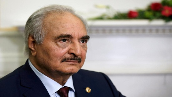 Libyas Haftar seeks to rouse forces against Turkey