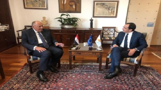 FMs of Cyprus, Egypt discuss regional developments over telephone
