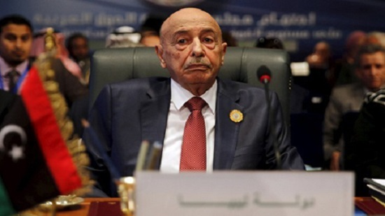 BREAKING: Libyan people will officially request Egyptian military intervention whenever needed: Parliament speaker