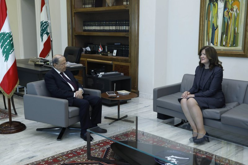 Lebanon's FM to summon US envoy over comments on Hezbollah