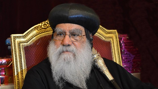 Former acting Patriarch decides to close Behira churches until mid-July