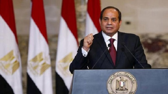Egypts Sisi vows to face challenges with same determination shown in 30 June Revolution