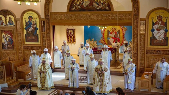 London diocese witness the first priest ordination
