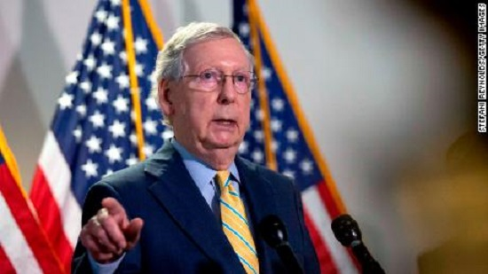 Mitch McConnells warped priorities
