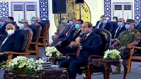 Egypts Sisi inaugurates new textile industrial complex in Sharqiya governorate