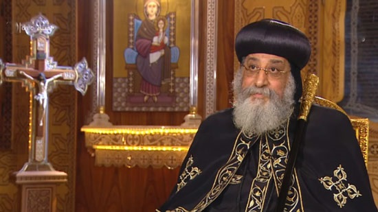 Pope Tawadros congratulates the President, Prime Minister and head of Parliament on Eid El-Adha