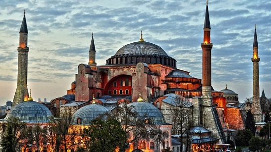 American Magazine: Converting Hagia Sophia into Mosque announced religions state in Turkey