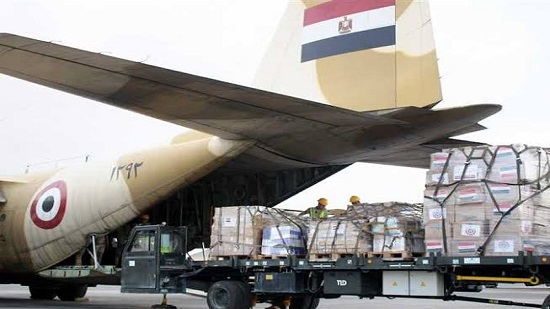 Egypt's Sisi sends two airplanes of medical aid to Lebanon