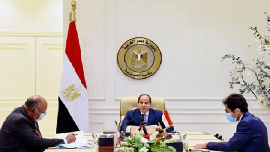 Egypt's Sisi calls on Lebanese people to unite, avoid disputes and regional conflicts