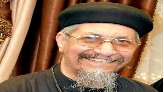 Bishop of Beni Suef leads the funeral of priest of the youth