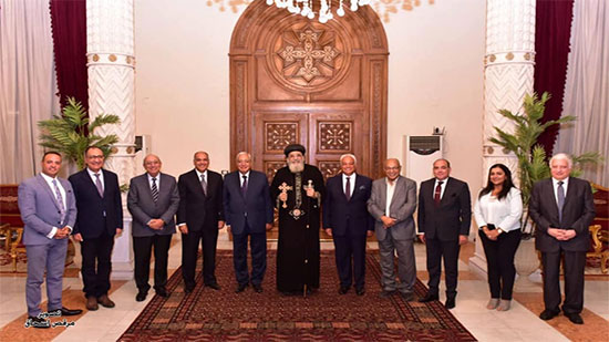 Technical Office of His Holiness Pope Tawadros holds its first meeting