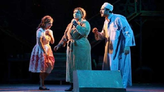 Plots behind the closed curtains: Naguib Mahfouzs Wedding Song on Cairo stage