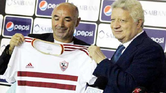 Portuguese coach Pacheco returns to Egypts Zamalek for second spell