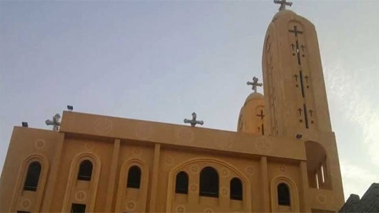 Coptic churches celebrate the feast of the Cross