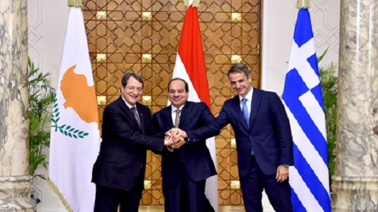 UPDATED: Egypts Sisi arrives in Nicosia for trilateral summit with Cyprus, Greece amid East Med tensions