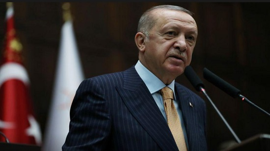 Turkey has right to act if militants not cleared from Syria border  Erdogan