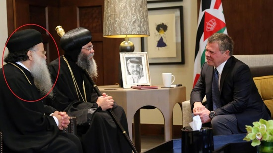 King Abdullah grants Jordanian nationality to a Coptic priest