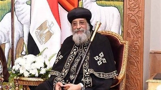 Pope Tawadros assures canceling Christmas celebrations for people safety