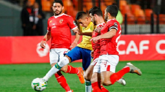 South Africas Sundowns terminates negotiations with Ahly to transfer Sirino